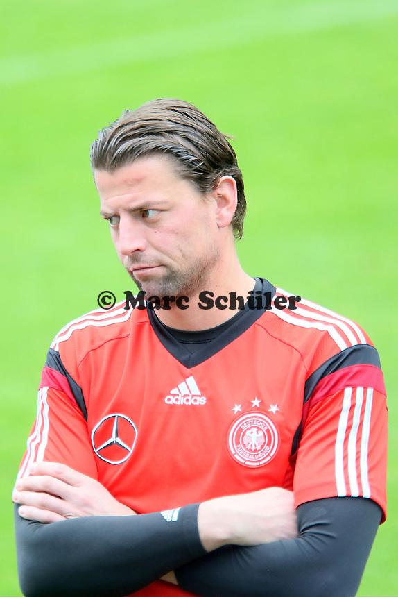 Roman Weidenfeller - Trainingslager der Deutschen Nationalmannschaft zur WM-Vorbereitung in St. Martin