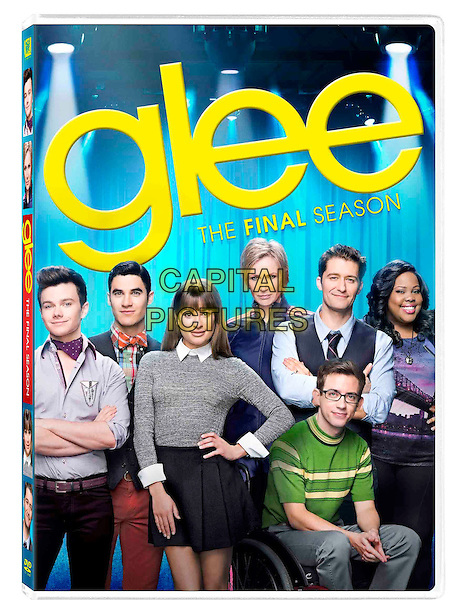 Glee (2009&ndash;2015) <br /> (Season 6)<br /> DVD COVER ART<br /> *Filmstill - Editorial Use Only*<br /> CAP/FB<br /> Image supplied by Capital Pictures