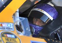 Apr 19, 2007; Avondale, AZ, USA; Nascar Nextel Cup Series driver Jamie McMurray (26) during qualifying for the Subway Fresh Fit 500 at Phoenix International Raceway. Mandatory Credit: Mark J. Rebilas