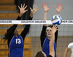 Marymount University Volleyball 2011