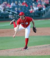 Ryan Nutoff - Cincinnati Reds 2020 spring training (Bill Mitchell)
