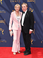 09 September 2018 - Los Angeles, California - Andrew Lloyd Webber. 2018 Creative Arts Emmy Awards - Arrivals held at Microsoft Theater. <br /> CAP/ADM/BT<br /> &copy;BT/ADM/Capital Pictures