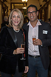Terrena and Janus Schaumkel at the Greenbank 21 Year Reunion - Current and Past Parents, The Northern Club, Auckland, New Zealand,  Friday, August 04, 2017.Photo: David Rowland / One-Image.com for BW Media