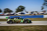 #36 CJ WILSON RACING (USA) ACURA NSX GT3 GTD MARC MILLER (USA) TILL BECHTOLSHEIMER (GBR) KUMO WITTMER (CAN)