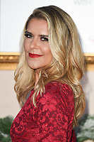 "Gemma Oaten<br /> arriving for the ""Surviving Christmas with the Relatives"" premiere at the Vue Leicester Square, London<br /> <br /> ©Ash Knotek  D3461  21/11/2018"