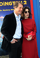 "6 January 2018 - Los Angeles, California - Hugh Grant and Sally Hawkins. ""Paddington 2"" L.A. Premiere held at the Regency Village Theatre. Photo Credit: AdMedia"