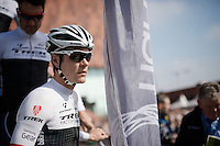 Jasper Stuyven (BEL/Trek Factory Racing) coming from the start podium<br /> <br /> 103rd Scheldeprijs 2015
