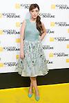 Leticia Dolera attend the Perfume Academy Awards at Casa de America, Madrid,  Spain. March 17, 2015.(ALTERPHOTOS/)Carlos Dafonte)