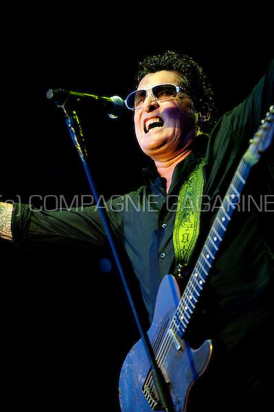 Dutch rock band Golden Earring at the Suikerrock festival in Tienen (Belgium, 01/08/2010)