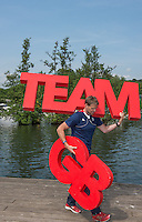 Caversham, Nr Reading, Berkshire.<br /> <br /> GBR M1X. Alan CAMPBELL. Olympic Rowing Team Announcement  Press conference at the RRM. Henley.<br /> <br /> Thursday  09.06.2016<br /> <br /> [Mandatory Credit: Peter SPURRIER/Intersport Images]