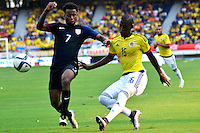 Colombia (COL) v Estado Unidos (USA) Sub-23, 25-03-2016