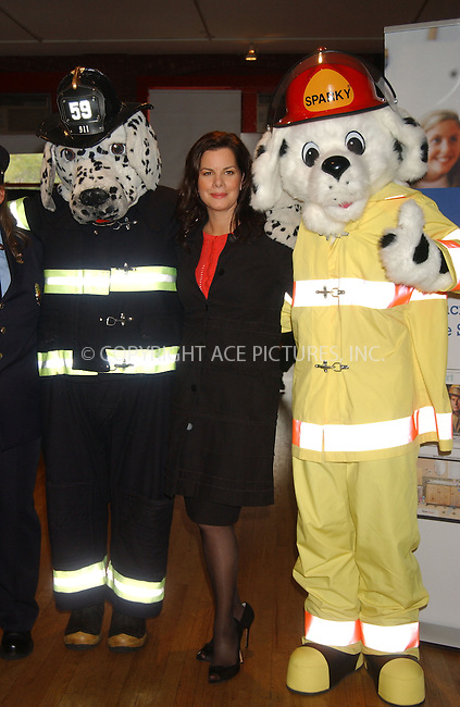 WWW.ACEPIXS.COM . . . . . ....October 18, 2006, New York City. ....Marcia Gay Harden and Liberty Mutual Honor three Firefighters at the National Firemark Awards Event. ....Please byline: KRISTIN CALLAHAN - ACEPIXS.COM.. . . . . . ..Ace Pictures, Inc:  ..(212) 243-8787 or (646) 769 0430..e-mail: info@acepixs.com..web: http://www.acepixs.com