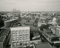 1959 August 27..Redevelopment.Downtown North (R-8)..Downtown Progress..North View from VNB Building..HAYCOX PHOTORAMIC INC..NEG# C-59-5-13.NRHA#..