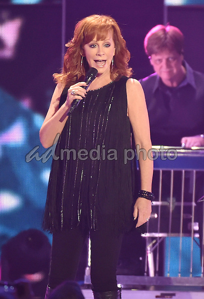10 June 2015 - Nashville, Tennessee - Reba McEntire. 2015 CMT Music Awards held at Bridgestone Arena. Photo Credit: Laura Farr/AdMedia