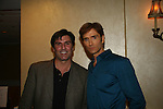 Vincent Irizarry & John Basedow at a benefit for American Lung Association on December 6, 2009 at Mezza on the Green at the Lawrence Country Club. (Photos by Sue Coflin/Max Photos)