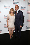 Honorees KATHRYN CHENAULT and American Express CEO KENNETH CHENAULT  at  THE GORDON PARKS FOUNDATION HONORS CONGRESSMAN JOHN LEWIS, MAVIS STAPLES,<br /> ALEXANDER SOROS, JON BATISTE AND KENNETH &amp; KATHRYN CHENAULT<br /> AT 2017 AWARDS DINNER &amp; AUCTION HELD AT Cipriani 42nd Street