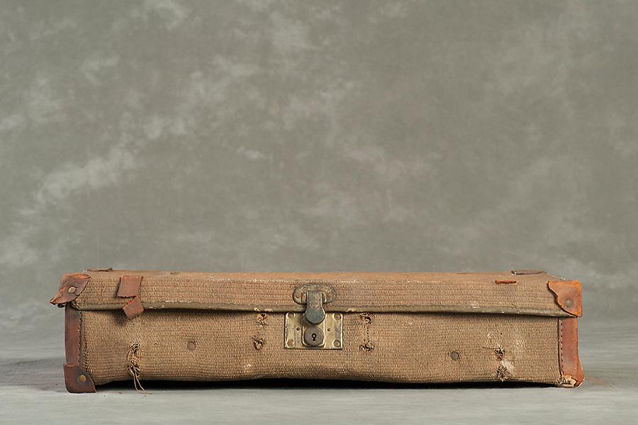 Willard Suitcases / H S / ©2014 Jon Crispin
