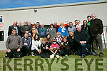 At the Pat O'Mahony Tournament in Ballyheigue GAA on Sunday