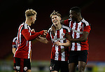 270217 Sheffield Utd U23 v Birmingham City U23