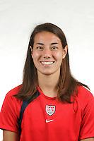 Stephanie Logterman, U.S. Under 20 Women's National Team Training Camp, Home Depot Center, Carson, CA. May 24, 2005
