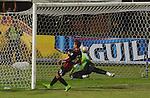 El Deportivo Cali conquistó una victoria como visitante este domingo por la tarde-noche en el estadio General Santander, al imponerse cuatro goles por dos al Cúcuta Deportivo, en duelo de la fecha ocho del Torneo Apertura Colombiano 2015.