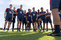 USMNT Training, November 11, 2019