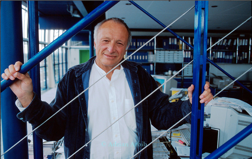 Architect and Government City design advisor,  Sir Richard Rogers