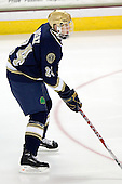 Sean Lorenz (Notre Dame - 24) - The University of Notre Dame Fighting Irish defeated the Boston College Eagles 4-1 on Friday, November 7, 2008, at Conte Forum in Chestnut Hill, Massachusetts.