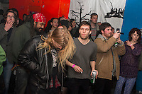 Warehouse Dance, Blotto , Floodgate Street, Digbeth,Birmingham<br /> Band Lineup: Pain, Malarkey, Shaun Walsh &amp; the Plagiarists, DJ Stalingrad