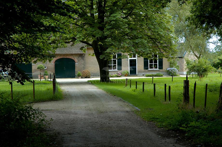 Blauwe Kamer, Brabants Landschap