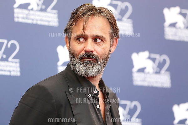 Balthasar Kormakur at the photocall for Everest at the 2015 Venice Film Festival.<br /> September 02, 2015  Venice, Italy<br /> Picture: Kristina Afanasyeva / Featureflash