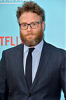 Seth Rogen at the Los Angeles premiere of &quot;Like Father&quot; at the Arclight Theatre, Los Angeles, USA 31 July 2018<br /> Picture: Paul Smith/Featureflash/SilverHub 0208 004 5359 sales@silverhubmedia.com