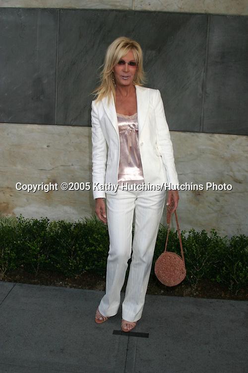 Joan Van Ark.CBS TCA Summer Press Tour Party.(TCA = Television Critics Association).Los Angeles, CA.July 19, 2005.©2005 Kathy Hutchins / Hutchins Photo