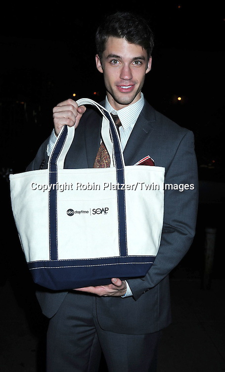 David Gregory attending ABC Casino Night on October 28, 2010 at Guastavinos in New York City. .