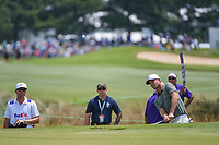 Lucas Bjerregaard (DEN) chips on to 12 during round 2 of the WGC FedEx St. Jude Invitational, TPC Southwind, Memphis, Tennessee, USA. 7/26/2019.<br /> Picture Ken Murray / Golffile.ie<br /> <br /> All photo usage must carry mandatory copyright credit (© Golffile | Ken Murray)