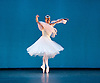 The Royal Danish Ballet soloists &amp; principals <br /> Bournoville Celebration <br /> at The Peacock Theatre, London, Great Britain <br /> press photocall<br /> 9th January 2015 <br /> <br /> La Sylphide <br /> <br /> Gudrun Bojesen as the Sylph <br /> <br /> <br /> <br /> <br /> <br /> Photograph by Elliott Franks <br /> Image licensed to Elliott Franks Photography Services