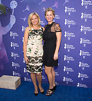 Tammy Chase-Wright and Nikki Wheeler attend the Healthy Child Healthy World 23rd Annual Gala Red Carpet on Oct. 1, 2015