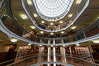 Nationalbibliothek in Helsinki, Finnland