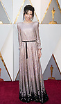 04.03.2018; Hollywood, USA: <br /> SALLY HAWKINS<br /> attends the 90th Annual Academy Awards at the Dolby&reg; Theatre in Hollywood.<br /> Mandatory Photo Credit: &copy;AMPAS/Newspix International<br /> <br /> IMMEDIATE CONFIRMATION OF USAGE REQUIRED:<br /> Newspix International, 31 Chinnery Hill, Bishop's Stortford, ENGLAND CM23 3PS<br /> Tel:+441279 324672  ; Fax: +441279656877<br /> Mobile:  07775681153<br /> e-mail: info@newspixinternational.co.uk<br /> Usage Implies Acceptance of Our Terms &amp; Conditions<br /> Please refer to usage terms. All Fees Payable To Newspix International