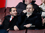 Prince Musa'ad and Prince Abdullah in the directors box during the Premier League match at Bramall Lane, Sheffield. Picture date: 7th March 2020. Picture credit should read: Simon Bellis/Sportimage