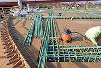 Boathouse at Canal Dock Phase II | State Project #92-570/92-674 Construction Progress Photo Documentation No. 05 on 17 November 2016. Image No. 12