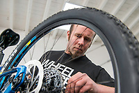 Picture by Allan McKenzie/SWpix.com - 02/03/18 - Commercial - Cycling - Wheelbase Ilkley - Ilkley, England -