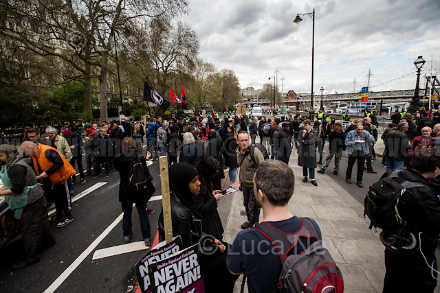 Antifascist Groups.<br />