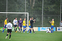 VOETBAL: DRACHTEN: 20-09-2014, Drachtster Boys - VV Staphorst, uitslag 2-1, ©foto Martin de Jong