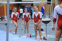 GYNASTIEK: HEERENVEEN: Sportstad, 28-02-2016, Sidijk Gymnastics Tournament, ©foto Martin de Jong