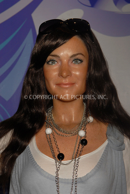 WWW.ACEPIXS.COM . . . . . ....January 23, 2007, New York City.....Wax figure of Lindsay Lohan displayed at at Madame Tussauds in New York City.....Please byline: KRISTIN CALLAHAN - ACEPIXS.COM.. . . . . . ..Ace Pictures, Inc:  ..(212) 243-8787 or (646) 679 0430..e-mail: picturedesk@acepixs.com..web: http://www.acepixs.com