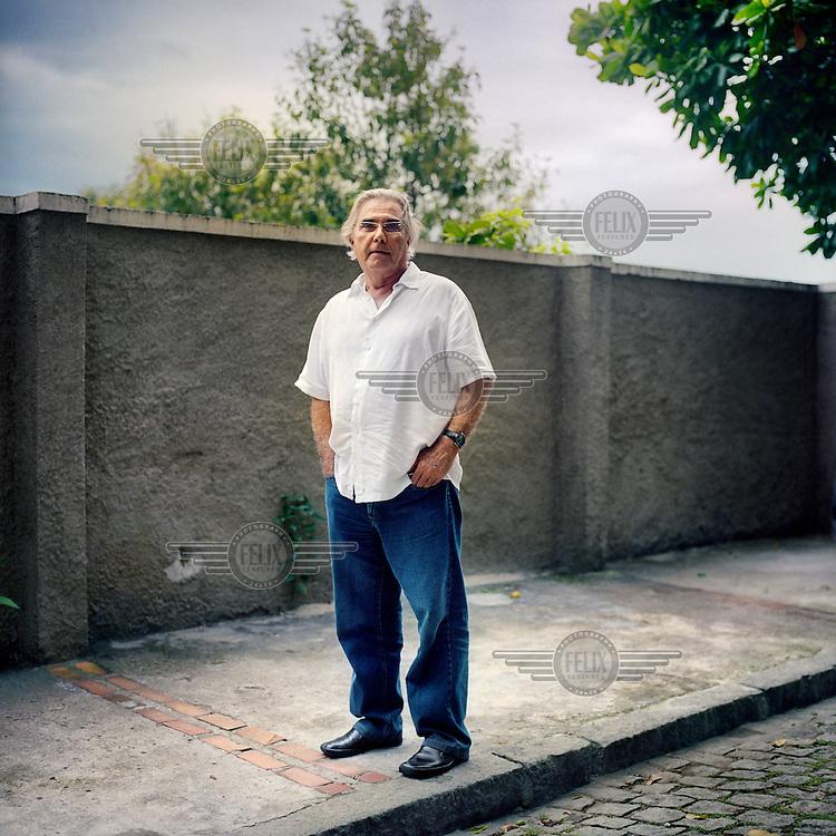 Rubem Cesar Fernandez, anthropologist and founder of the NGO, Viva Rio.