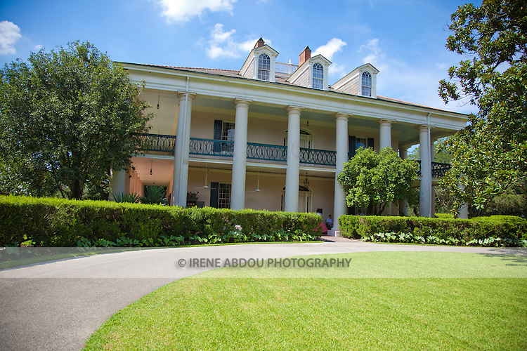 """Between New Orleans and Baton Rouge, and on the Mississipi River, lies Oak Alley Plantation, also known as the """"Grande Dame of the Great River Road""""."""