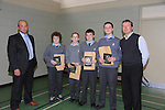 St Josephs CBS Awards 2013