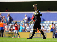 FAO SPORTS PICTURE DESK<br /> Pictured: QPR goalkeeper Rob Greene who conceded five goals. Saturday 18 August 2012<br /> Re: Barclay's Premier League, Queens Park Rangers v Swansea City FC at Loftus Road Stadium, London, UK.